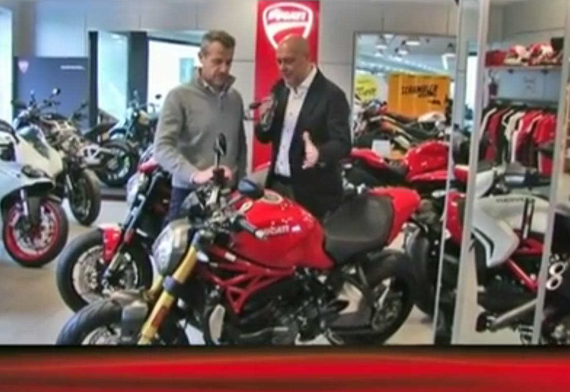 Focus sulla Ducati Monster con Ghezzi Moto