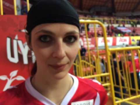 """Stufi: """"Bella pallavolo per quattro set"""". Mencarelli: """"Piuttosto soddisfatto – VIDEO"""