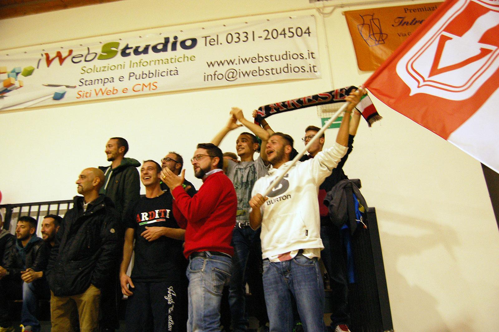 Calcio a 5, serie C2 – Il Ticinia ha la meglio sul Futsal Varese
