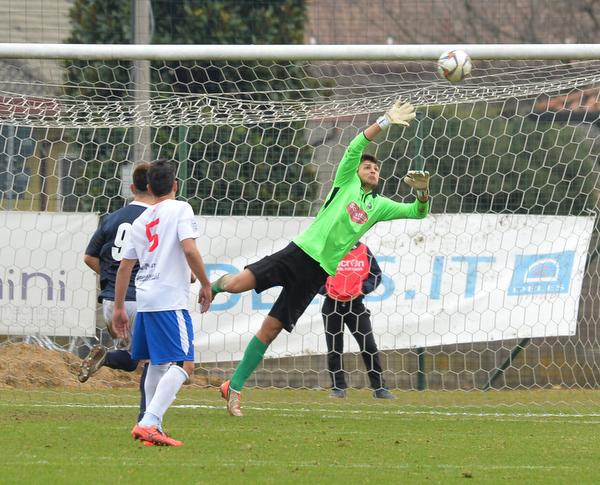 """Varesio, dalla Juve alla Varesina: """"Sogno di diventare un grande portiere"""""""