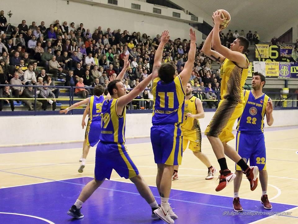 C Gold, Gazzada cade a Vigevano, Saronno passa ad Arcisate e vede i playoff