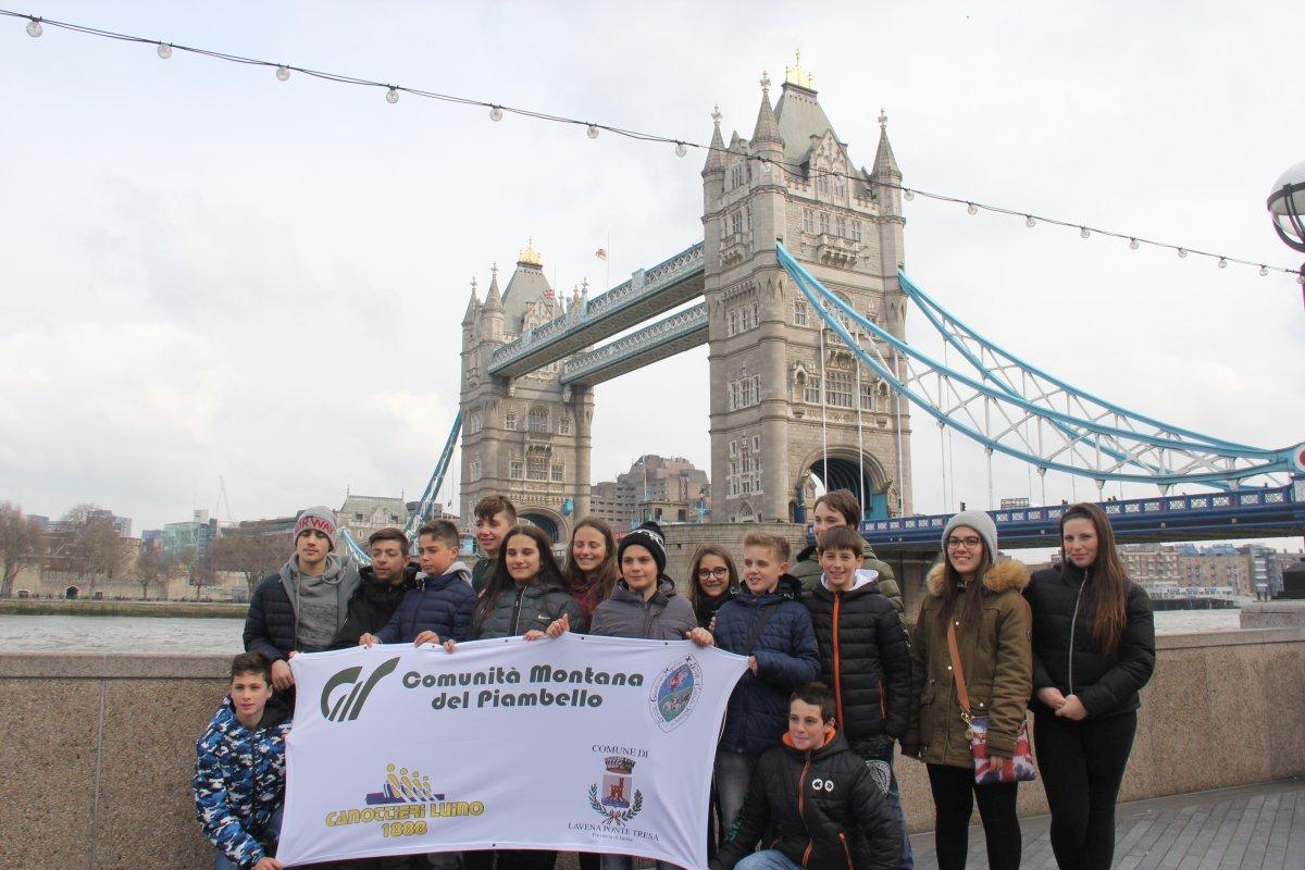 Luino internazionale tra Londra e Caslano