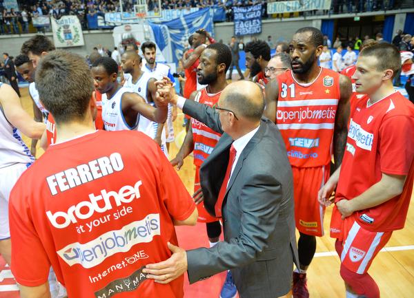 Conferma ufficiale per coach Attilio Caja