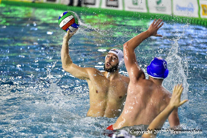 La BPM Sport Management espugna la Vassallo: battuto il Bogliasco 15-11
