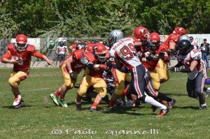 Chiefs ravenna - Skorpions Varese by paolo giannelli