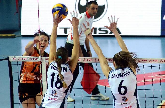 Coppa Cev, Dinamo Kazan in finale con la UYBA