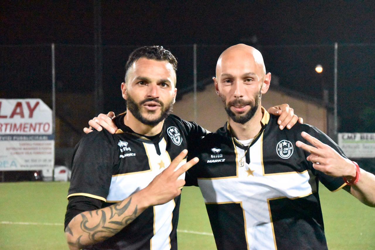 Marrazzo e Capelloni concedono il bis: è nuovamente Serie D!