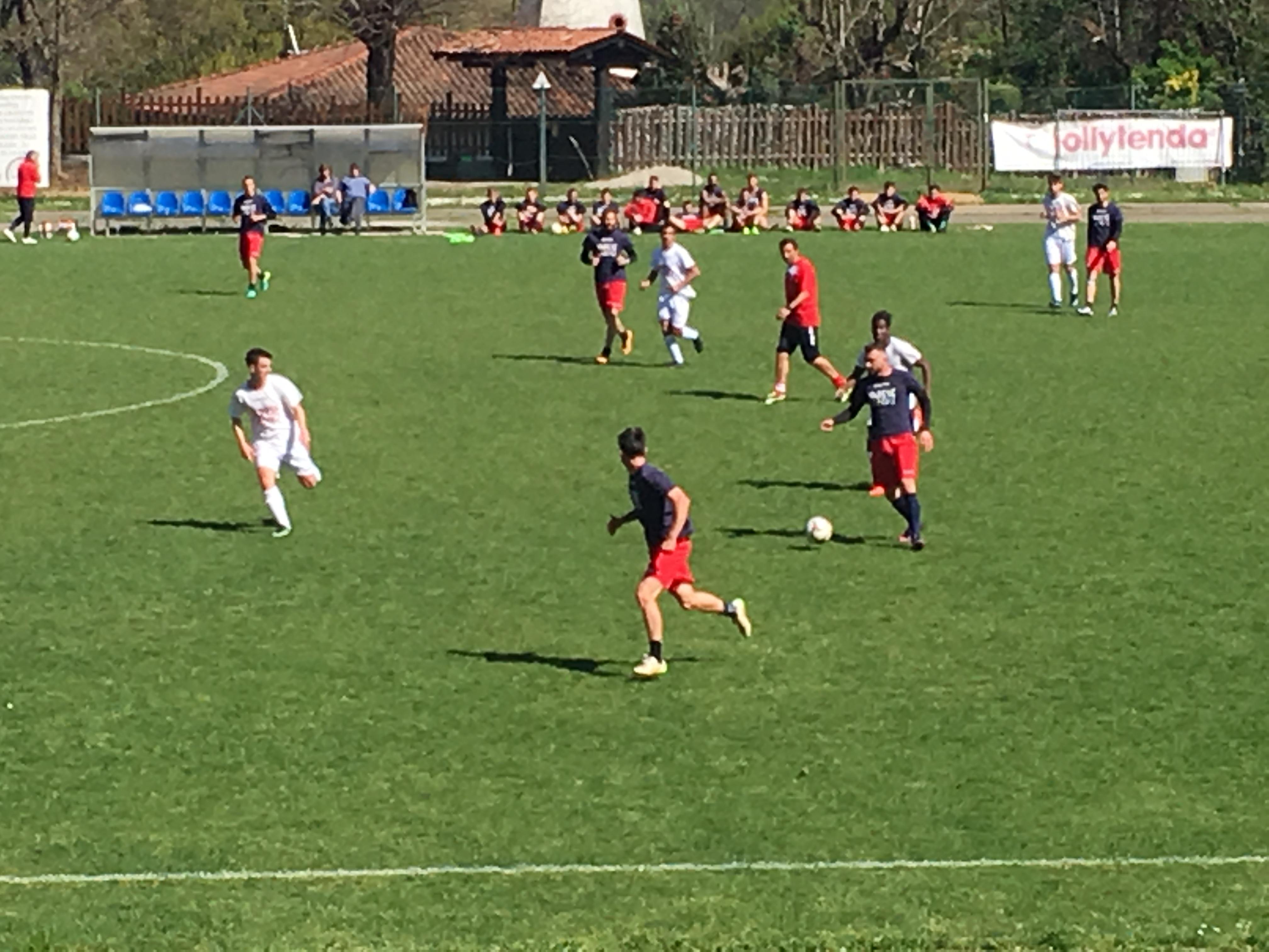 Il Varese cambia modulo. Cinque gol agli Juniores