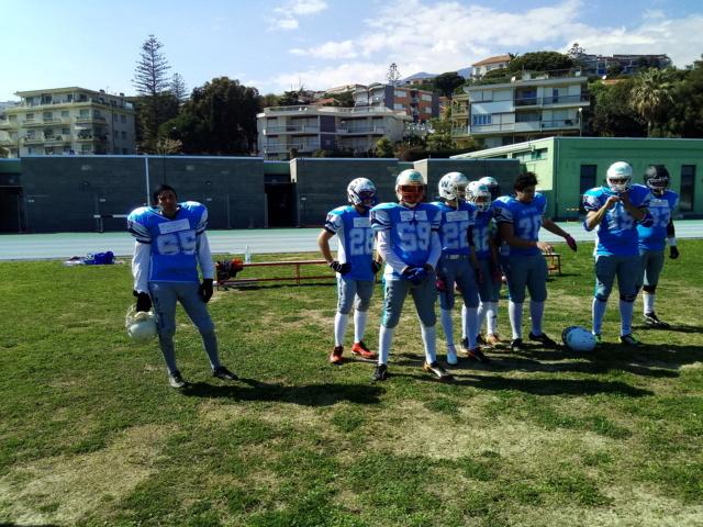 """Torna a Varese il grande football americano: """"Franco Ossola"""" prestato alla palla ovale"""