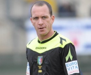 Jacopo Bertini arbitro