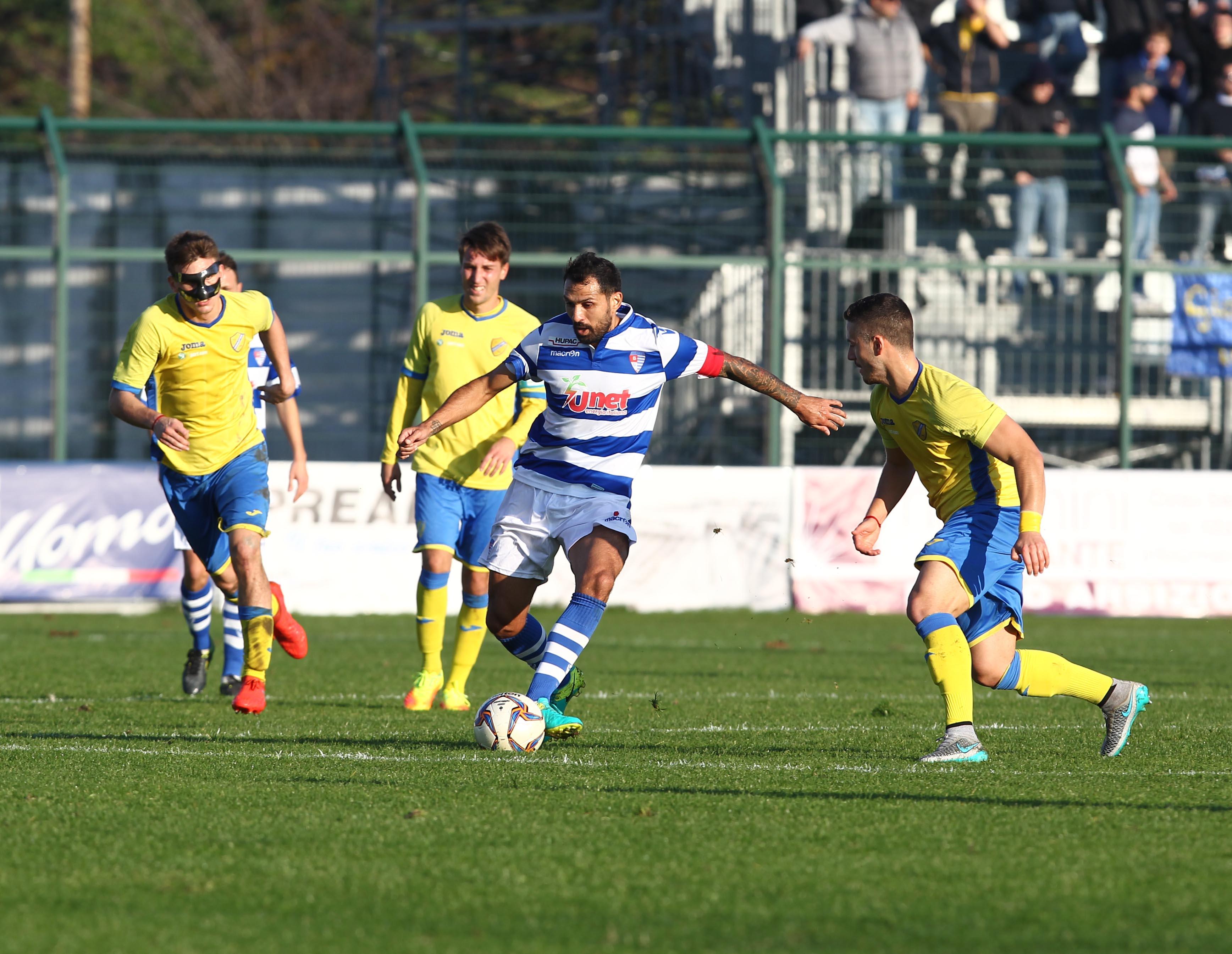 Pergolettese-Pro Patria, sfida playoff anticipata
