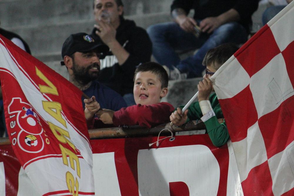 """Tipi da stadio: al """"Franco Ossola"""" torna il sorriso – FOTOGALLERY"""