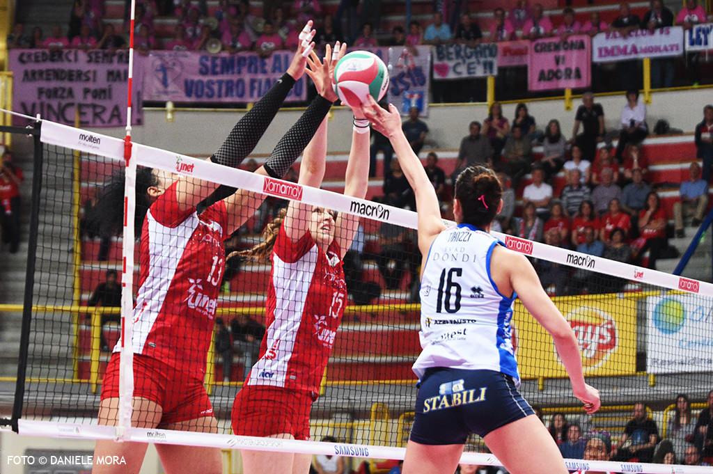 Playoff – UYBA a Cremona con le spalle al muro