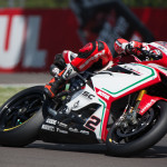 Superbike race 1 during the World Superbikes - Race at Enzo & Dino Ferrari Circuit on May 13, 2017 in Imola, Italy.