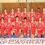 pallacanestro gavirate femminile prima squadra 16 17