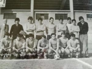 Prima Squadra Bosto Anni '70