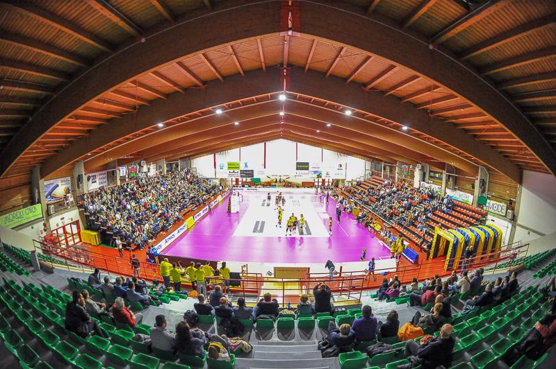 Ufficiale, la Futura Volley cambia casa: partite al PalaBorsani