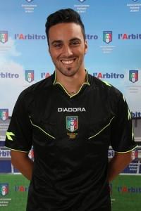Arbitro Giorgio Piacenza