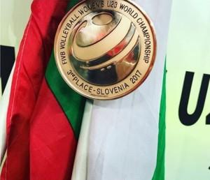silvana chausheva mondiale under 23 medaglia