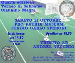 Torneo Giannino Magni