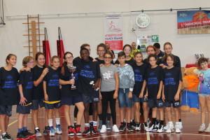 torneo MARTINA  vedano basket under 13