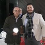 Ezio Terreni Delegato FIT nella foto con Davide Golinelli