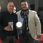Michele Marocco agenzia Sunrise Media nella foto con Davide Golinelli
