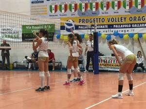orago-genova b2 volley