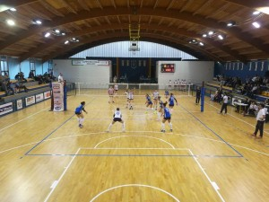 Trecate-Varese volley femminile