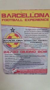 Barcellona Football Experience