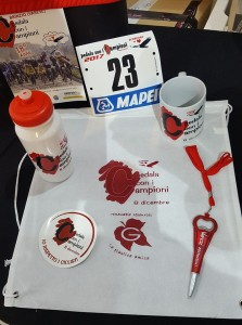 Pacco gara pedala con i campioni 2017