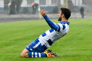 busto arsizio pro patria-bustese calcio gucci gol 1-0