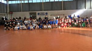 torneo smile handball crenna