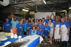 Festa volontari Besnatese
