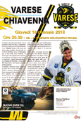 copertina Bandits-Chiavenna 2018-1