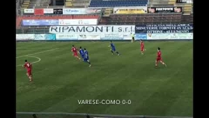 Gli highlights di Como-Varese