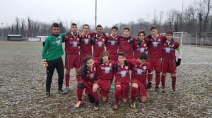 Allievi Provinciali 2001 Girone B Torino Club