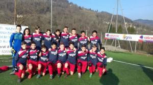 Giovanissimi Provinciali 2004 Girone A Luino