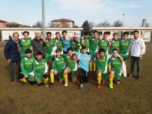 Giovanissimi Provinciali 2004 Girone B Solbiatese Olona