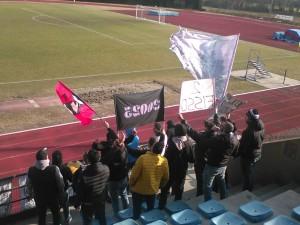 Ultras Legnano a Sesto