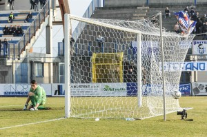 busto arsizio pro patria/dro gol 1-0