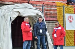 steward stadio