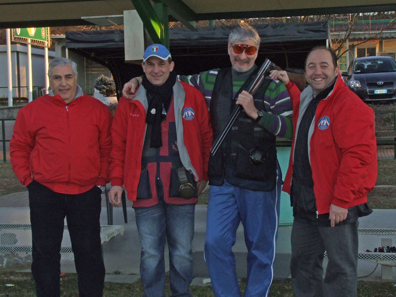 Regionale invernale di Fossa Olimpica, Uboldo sorpassato