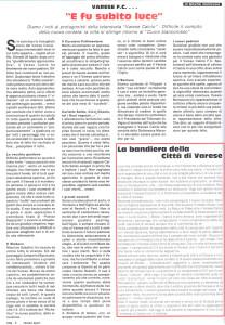 Varese Sport aprile 1988