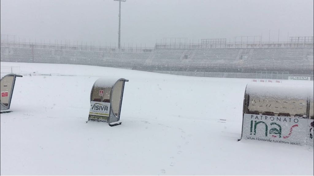 Ufficiale – Troppa neve, campionati regionali rinviati