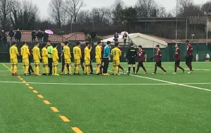 Allievi Provinciali 2002 Gir B Torino Club - Solbiatese Olona