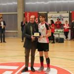 Malnatese U18 Piave - Premiazione Regattieri