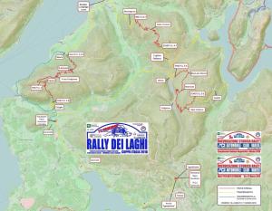 rally dei laghi 2018 cartina