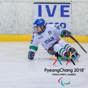 alessandro andreoni sledge hockey paralimpiadi