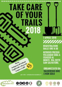 Take Care of Your Trails locandina